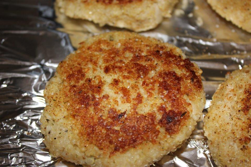 garlic onion burger