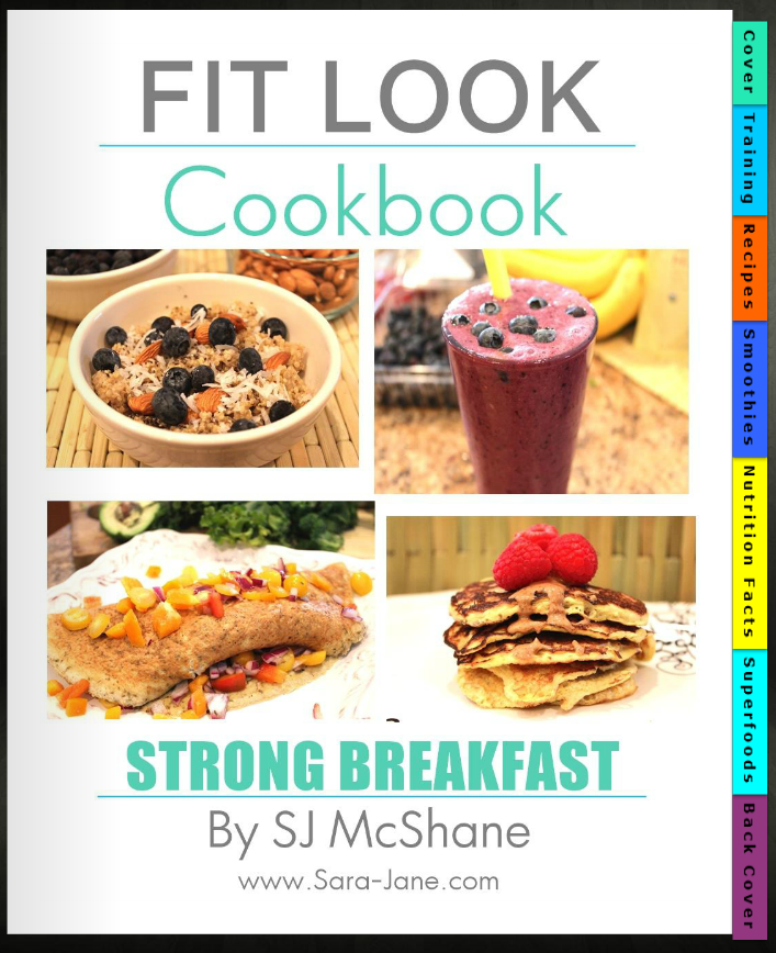 Fitness recipes the e book will be delivered to you instantly forumfinder Choice Image
